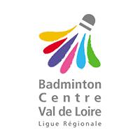 logo de la Ligue du Centre de Badminton